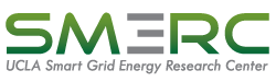 UCLA Smart Grid Energy Research Center (SMERC) logo