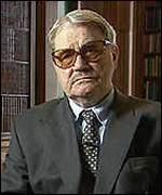 Vasili Mitrokhin KGB officer