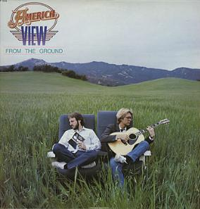 <i>View from the Ground</i> 1982 studio album by America