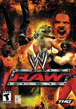 Wwf Raw 2002 Video Game Wikipedia