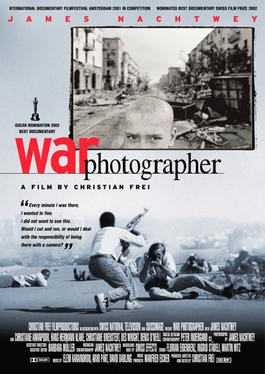 War Photographer poster Christian Frei   War Photographer (2001)