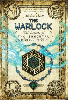 Picture of a book: The Warlock: The Secrets Of The Immortal Nicholas Flamel