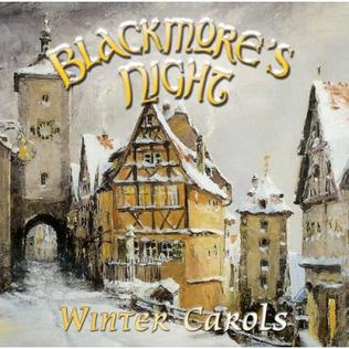 <i>Winter Carols</i> 2006 studio album by Blackmores Night