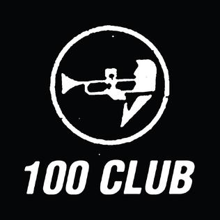 100 Club music venue in London
