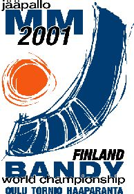 2001 Bandy World Championship logo.jpg