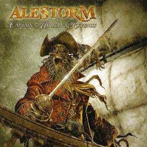<i>Captain Morgans Revenge</i> 2008 studio album by Alestorm