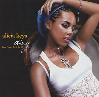 Alicia Keys — Diary (studio acapella)