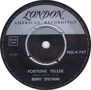 Lipstick Traces (on a Cigarette) 1962 single by Benny Spellman