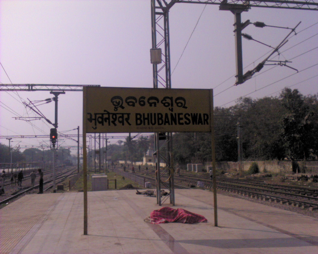 Travel to Bhubaneshwar
