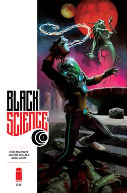 Picture of a book: Black Science