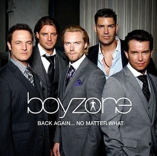 <i>Back Again... No Matter What</i> 2008 compilation album by Boyzone