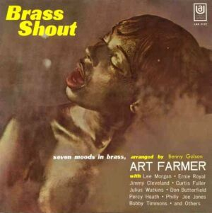 <i>Brass Shout</i> album by Art Farmer