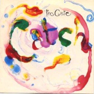 Titelbild des Gesangs Catch von The Cure
