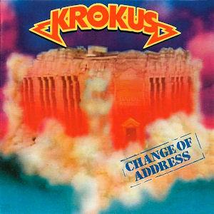<i>Change of Address</i> (Krokus album) 1986 studio album by Krokus