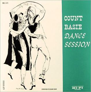 <i>Dance Session</i> album by Count Basie