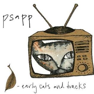 <i>Early Cats and Tracks</i> extended play by Psapp