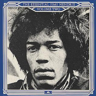 The Essential Jimi Hendrix artwork