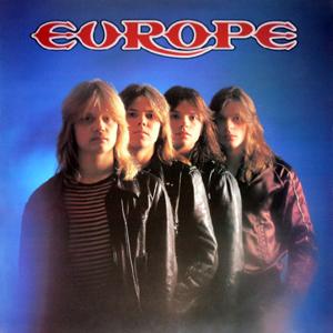 <i>Europe</i> (Europe album) 1983 studio album by Europe