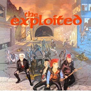 <i>Troops of Tomorrow</i> 1982 studio album by The Exploited