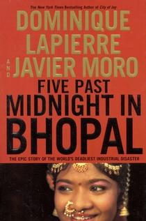 <i>Five past Midnight in Bhopal</i> book by Dominique Lapierre
