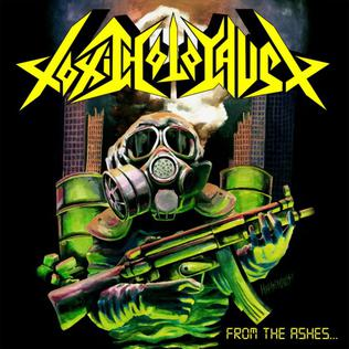 <i>From the Ashes of Nuclear Destruction</i> 2013 compilation album by Toxic Holocaust
