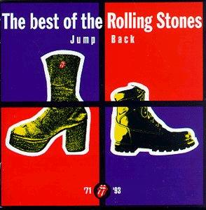 Jump Back: The Best of The Rolling Stones artwork