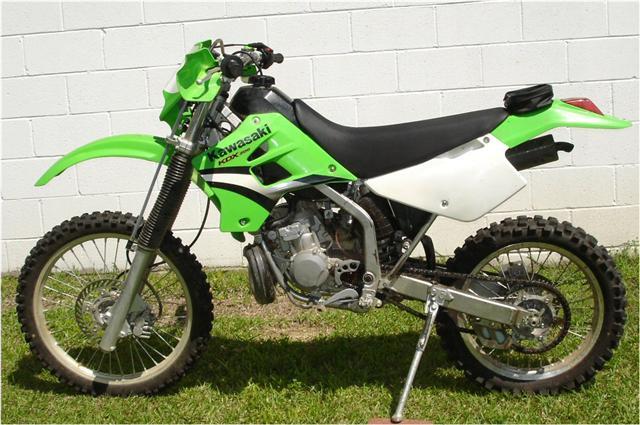 Kawasaki Klx Cc