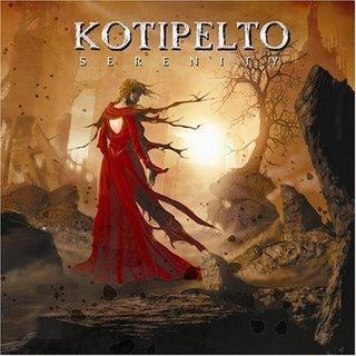 <i>Serenity</i> (Kotipelto album) 2007 studio album by Kotipelto