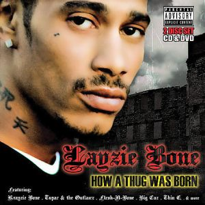 <i>Startin from Scratch: How a Thug Was Born</i> album by Layzie Bone