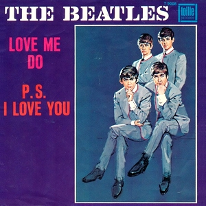 Love Me Do original song written and composed by Lennon-McCartney