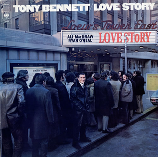 <i>Love Story</i> (Tony Bennett album) 1971 studio album by Tony Bennett