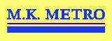 MK Metro logo