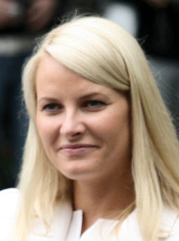 Mette-Marit, Crown Princess of Norway