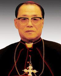 Michael Fu Tieshan Chairman of Chinese Catholic Patriotic Association