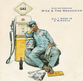Mike & The Mechanics / Ali Campbell - Over My Shoulder / That Look In Your Eye