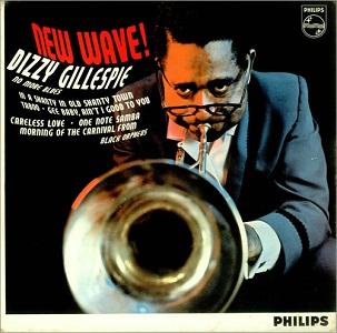 <i>New Wave</i> (Dizzy Gillespie album) 1963 studio album by Dizzy Gillespie