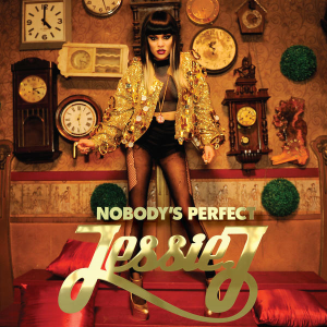 Jessie J — Nobody's Perfect (studio acapella)