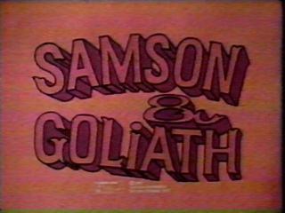<i>Samson & Goliath</i> television series