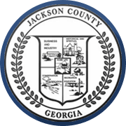 Official seal of Jackson County