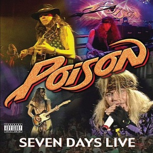 <i>Seven Days Live</i> 1993 video by Poison