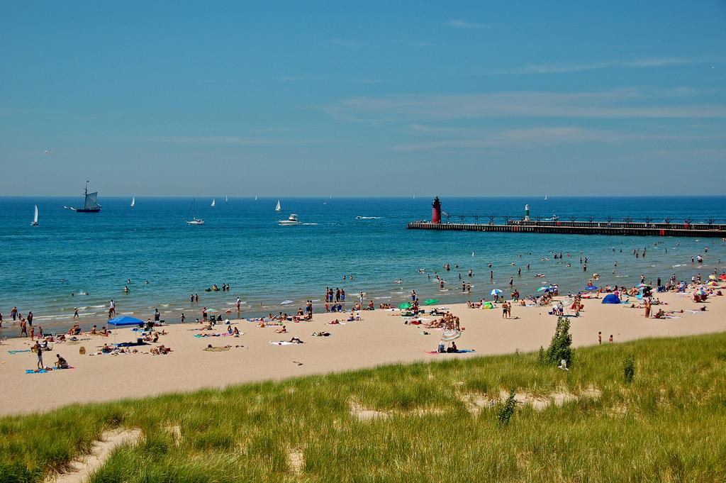 South Haven MI Beaches