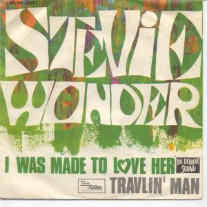 I Was Made to Love Her (song) 1967 single by Stevie Wonder