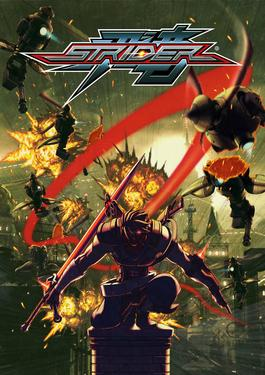 Strider (2014 video game) - Wikipedia