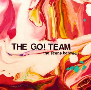 <i>The Scene Between</i> 2015 studio album by The Go! Team