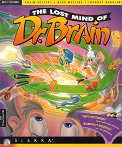 Picture of a game: The Lost Mind Of Dr. Brain