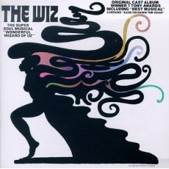 <i>The Wiz</i> 1974 musical based on the 1900 book The Wonderful Wizard of Oz