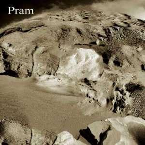 <i>The Moving Frontier</i> 2007 studio album by Pram