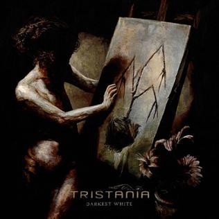 <i>Darkest White</i> 2013 studio album by Tristania
