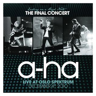 <i>Ending on a High Note: The Final Concert</i> 2011 live album by A-ha