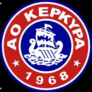 A.O. Kerkyra Greek football club